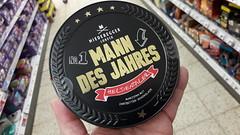 Man of the year (rainer.marx) Tags: heldentaler schokolade marzipan köln cologne german