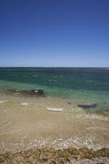 Peron Water (Stueyman) Tags: sony a7 a7ii zeiss batis batis225 25mm sky blue sea indianocean wa westernaustralia au australia capeperon beach sand water