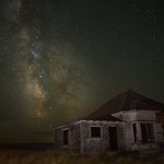 Milky Way Abandoned House 9766 B thumbnail