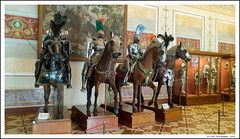 Salle des chevaliers (loicdeschamps) Tags: musée ermitage saintpetersbourg russie