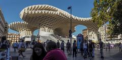 Sevilla (geoGraf) Tags: metropolparasoldelaencarnación españa spain spanien sevilla seville andalusien andalucía architecture