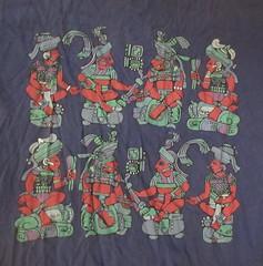 Copan Maya Kings Shirt