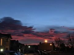363/365/7 (f l a m i n g o) Tags: sunrise sky morning december 21st 2018 friday arvada sooc project365 365days