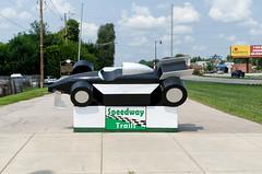 Speedway Trails Car Art (Bracus Triticum) Tags: speedway trails car art indianapolis インディアナポリス indiana インディアナ州 unitedstates usa アメリカ合衆国 アメリカ 8月 八月 葉月 hachigatsu hazuki leafmonth 2018 平成30年 summer august
