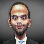 George Papadopoulos - Caricature thumbnail