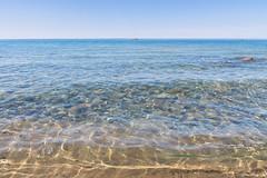 Blue (Bluesilver85) Tags: tuscany toscana italy italia beach shore sea blue azzurro water seascape landscape nature natura mare giuliavitale acqua