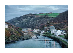 BOSCASTLE 2019 (Barry Haines) Tags: cornwall boscastle harbour 2019 sony 85mm gm a7r2 a7rii