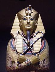Rosicrucian Egyptian Museum 34 (Michael Fraley) Tags: tutankhamun