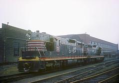 CB&Q SD9 348 (Chuck Zeiler48Q) Tags: cbq sd9 348 burlington railroad emd locomotive clyde train chuckzeiler chz
