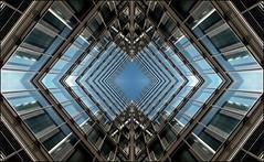 - Spiegelpalast - (antonkimpfbeck) Tags: architektur art digital mirror fujifilm fineart