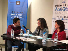 Entrevistant a Orxateria Sirvent