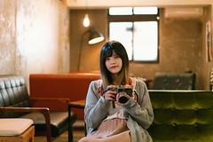 https://www.facebook.com/kakufoto/ (カク チエンホン) Tags: sony a7rm2 a7r2 a7rii taiwan portrait people girl taipei