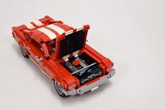 '65 Ford Mustang GT (9) (Dornbi) Tags: lego ford mustang gt 65 115
