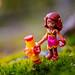 #ElvesDay20 - Azari and her Big Hammer
