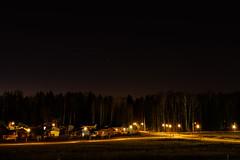 Nighttime 1 (HansPulpa) Tags: night nightsky nikon nikonfinland sigmaart sigma d610