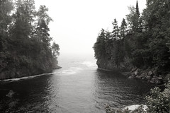DSC07062 (seeker484848) Tags: tenperance river gorge minnesota lake superior