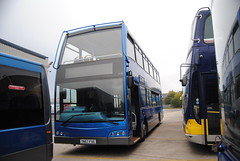 Vision Bus (Hesterjenna Photography) Tags: yn57fxe bus psv coach visionbus vision reading olympus eastlancs scania decker schoolbus bolton blackrod