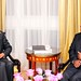 President Cyril Ramaphosa meets African Union Chair and Rwandan President Paul Kagame