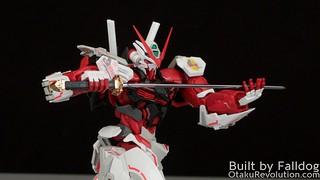 HiRM Astray Red Frame Gundam 31 by Judson Weinsheimer