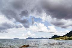 Phu Quoc Coast (NguyenMarcus) Tags: hdr beach landscape nature auragramz natgeotravel bluesky aasia vietnam worldtracker clouds phúquốc kiêngiang vn