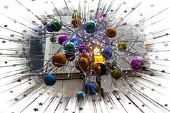 Christmas Decoration (Audrey A Jackson) Tags: canon60d chester city christmas decorations colour