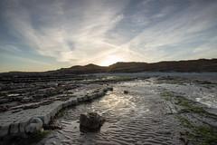 _19A4791 (stuleeds) Tags: coast kilkebeach kilvebeach leefilter somerset sunrise