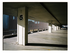 5a (@fotodudenz) Tags: fuji fujifilm ga645w ga645wi medium format point and shoot film rangefinder 28mm 45mm 2018 120 parramatta nsw new south wales australia kodak portra 400 car park
