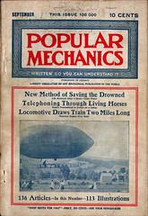 1907-09C PopMech (Tinkers Moon) Tags: vintagemagazine 1909 blimp dirigible popularmechanics baldwin airship