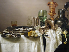 Still life with a gilt cup / William Claesz Heda (Beyond the grave) Tags: art williamclaezheda hedawilliamclaesz stilllifewithagiltcup painting rijksmuseum holland amsterdam netherlands