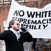 Philly protest vs fascist rally