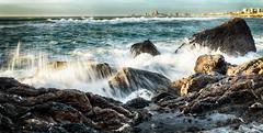 Montgat 2016-I (candi...) Tags: mar rocas playa agua olas montgat sonya77 naturaleza nature airelibre