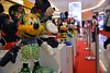 DSC_0546-1 (ScootaCoota Photography) Tags: mickey mouse 90th birthday anniversary walt disney art statue christmas festive holiday travel singapore raffles indoors nikon photo photography