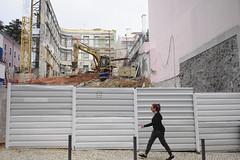 Just a Saturday morning photowalk #lisbon #street #t3mujinpack (t3mujin) Tags: building madragoa street urban architecture lisboa city lisbon construction portugal europe estremadura santos