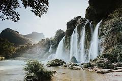 Ban Gioc Waterfall (grant_lampard) Tags: vietnam china border water river waterfall long exposure lao cai grantlampardphotography grantlampard weddingphotographercornwall weddingphotographycornwall travelphotography canon cornwall