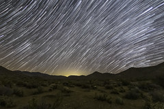 Star Trails Over the Anza-Borrego Desert (slworking2) Tags: julian california unitedstates us stars startrails starstax sky night desert anzaborrego anzaborregodesertstatepark blairvalley