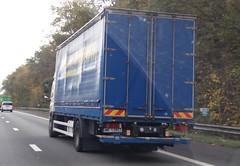 DAF CF E5 85.410 FA - Ursus, Warsaw, Masovian Voivodeship, Polska (Celik Pictures) Tags: trucks lkw vrachtwagen camion lastbilar lastwagen lorry moving movingvehicles rijdendvoertuigen belgië belgium belgique belgiën belgie belgien seeninbelgium gezieninbelgië spottedinbelgium snelweg highway autobahn freeway e313 e313snelweg spottedate313snelweg a13 namelesstrucks truckswithnocompanyname randomtrucks particular wk53822 daf cf e5 85410 fa ursus warsaw masovianvoivodeship polska