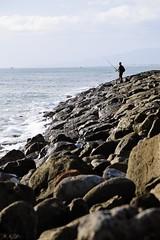 Fisherman (ALOHA de HAWAII) Tags: alamoanabeachpark