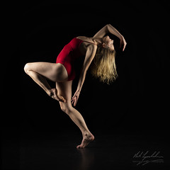Alexa Jazz Retire (neil.lynchehaun) Tags: andrewappleton appletonphototraining alexahilton dance ribbons red alexa ballet ballerina