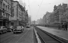 SNCV-NMVB 9977-A barré (Public Transport) Tags: sncv nmvb tram tramways brussel bruxelles