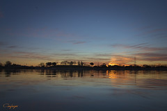 deseo.....22/365 (cienfuegos84) Tags: amanecer sunrise cienfuegos84 polvoranca agua water sun sol