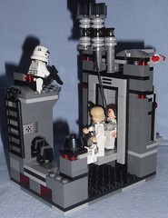 Lego - 75229 Death Star Escape (Darth Ray) Tags: lego starwars 75229 deathstarescape star wars death escape stormtrooper lukeskywalker princessleia mse6 mousedroid luke skywalker princess leia mouse droid