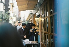 000030 (Crispin Sta. Ines) Tags: film canon ae1 seoul kodak portra lomography street korea is dead