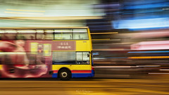 _DSC0949 copy Explored (kaioyang) Tags: doubledecker bus motion central hong kong sony a7r3 sonyfe24105mmf4g lighttrails