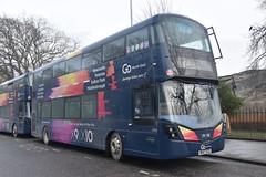 Go North East - 6308 - NK67ECD (Transport Photos UK) Tags: volvob5 wrightbus middlesbrough billingham stocktonontees peterlee daltonpark heworth gateshead newcastle goaheadgroup scotland edinburgh