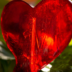 Heart Lolly (fotogake) Tags: lolly lutscher herz heart lookingcloseonfriday candy red