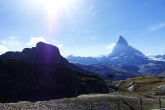 D20089.  The Matterhorn. (Ron Fisher) Tags: schweiz suisse svizzera switzerland kantonwallis valais cantonvallese europa europe zermatt mountain snow glacier gletcher diealpen thealps swissalps alpessuisses schweizeralpen alpisvizzere sony sonyrx100iii sonyrx100m3 compactcamera