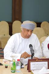 H.E. Mohsin bin Khamis Al Balushi. Advisor Ministry of Commerce & industry of Oman 2 (Qatar Chamber) Tags: qatar oman chamber commerce delegation business
