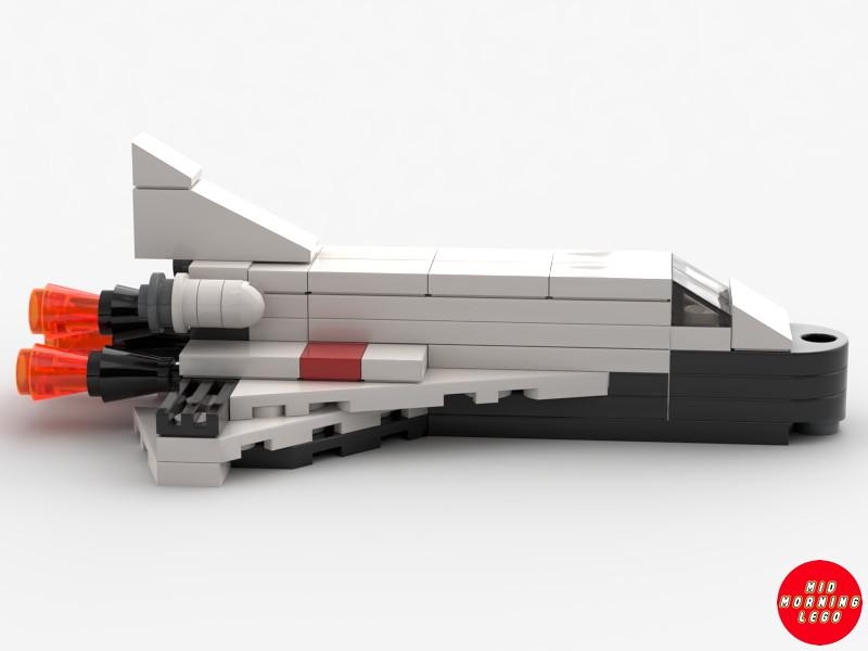 lego space shuttle orbiter - photo #42