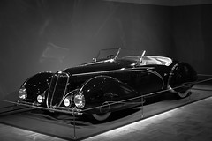 DELAHAYE 135M 1938 -510822- (Terry Frederic) Tags: art artsculpture automobiles canon5dmkiii canonef24105mm delahaye lightroom614processed oregon photoshop portland portlandartmuseum sharpener2013 terryfrederic theshapeofspeed usa
