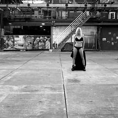 Dafne - Mamiya C330 (jankarelkok) Tags: artistieknaaktfotograaf beeldmaker fotograaf fotografie fotostudio harderwijk jankarelkok landschapsfotograaf nederland portretfotograaf studio studiofotografie wwwjankarelkoknl dafne mamaiyac330 analoog